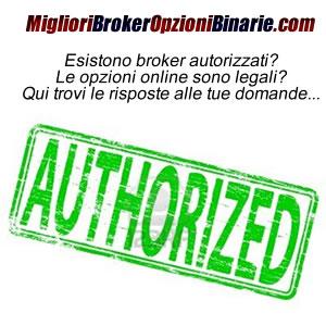 Broker regolamentati in italia